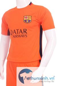 Áo thun đồng phục thể thao mẫu 20