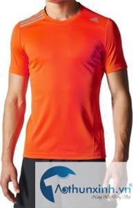 Áo thun đồng phục thể thao mẫu 21