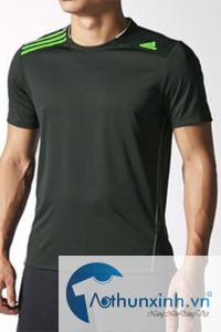 Áo thun đồng phục thể thao mẫu 22