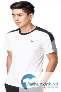 Áo thun đồng phục thể thao mẫu 25